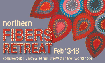 Northern Fibers Retreat, Feb 13-18, 2013
